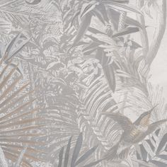 Ted Baker Grey Paradise Multipack Wall & Floor Tiles 9 Per Pack - - Grey Wall Tiles - Grey Tiles - Tiles by Colour - Tiles Grey Wall Tiles, Ceramic Wall Tiles, Wall And Floor Tiles, Bathroom Wall Coverings, Schedule Design, The Tile Shop, Tropical Design, Color Tile, Colour