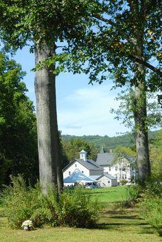 Perfect spot for a barn wedding! Beautiful! The Raritan Inn- NJ Rustic Wedding Venue