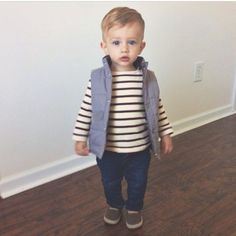53 Super Ideas For Baby Boy Hairstyles Fashion Styles Boys First Haircut, Baby Haircut, Toddler Boy Haircuts, Little Boy Haircuts, Toddler Boy Fashion, Kids Fashion, Baby Boys, Toddler Boys, Baby Boy Outfits