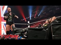 Randy Orton and Seth Rollins' Extreme Decision: Raw, April 13, 2015 - YouTube