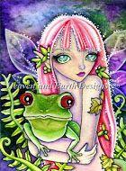 HED 73 - Green Frog Elf