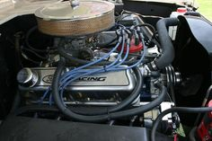 Ford Bronco early Ford small SUV - engine