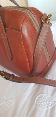 Sydney Satchel - SHB1978210 - Fossil Leather Satchel, Leather Backpack, Fake Designer Bags, Smooth Leather, Fossil, Sydney, Backpacks, Handbags, Wallet