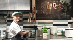 Root kitchen kauppahalli Turku