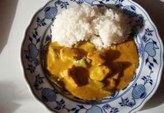 Indické kuřecí kari Cornbread, Pudding, Ethnic Recipes, Health, Desserts, Indie, Food, Vietnam, Mexico