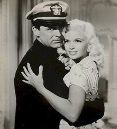 CARY GRANT Y JANE MANSFIELD....