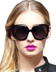 7a233931cf1 ATTCL Women s Oversized Women Sunglasses Uv400 Protection Polarized  Sunglasses
