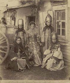 hautepop:  Dmitri Ermakov, Chronicler of the Caucasus.1870s, Georgia.