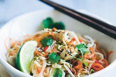 No Noodle Pad Thai / David Frenkiel