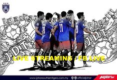 Piala Malaysia 2017: Terengganu VS JDT live streaming ... Tv, Movies, Movie Posters, Films, Television Set, Film Poster, Cinema, Movie, Film
