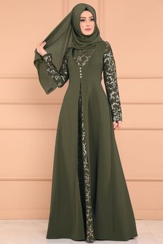 "bestsellers shop - Buy ""Abaya Dubai Turkish Hijab Muslim Dress Caftan Marocain Kaftan Abayas For Women Islam Clothing Tesettur Elbise Robe Musulmane"" for only USD. Iranian Women Fashion, Islamic Fashion, Muslim Fashion, Abaya Mode, Mode Hijab, Abaya Designs, Abaya Fashion, Fashion Dresses, Model Dress Batik"