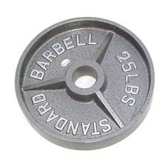 Apollo Athletics Gray 2 in. Deep Olympic Weight Plate - GOD