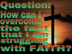 Answer: Many people struggle with their faith at different times in their lives. Some of the most committed and godly leaders have struggled with doubts, just like everyone else. The very essence of faith is to believe in that which we cannot see (Hebrews 11:1). As physical beings, we tend to put faith in what we experience with our senses. Spiritual realities are not tangible and must be experienced outside our senses. So, when that which is tangible and visible seems overwhelming, doubts…