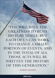 25 patriotic quotes that will make you proud of America: Red, white and blue