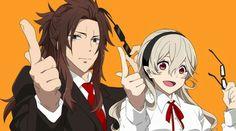 Fire Emblem: If/Fates- Ryoma & Kamui
