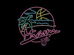 Miami Heat - Beach Party on Behance