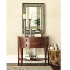 """Ogden Mirror is 36"""" x 26"""" - would look nice in the entry if this was still the furniture I had there."""