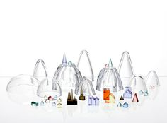 The Magical Glass Worlds of DECHEM Studio