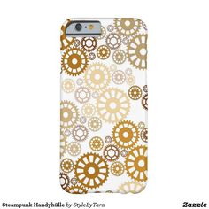 Steampunk Handyhülle Barely There iPhone 6 Hülle
