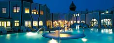 Here you can see photos and information related to topic Hotel Rogner Bad Blumau Holiday Lettings, Vacation Home Rentals, Hotel Spa, Luxury Villa, Bad, Austria, Cool Photos, Places To Go, Beautiful Places