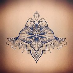 #ORQUID #STERNUM #TATTOO #UPCOMING