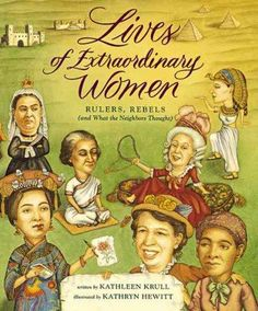 Precision Series Lives of Extraordinary Women: Rulers, Rebels