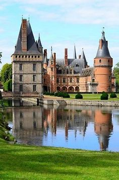 Chateau de Maintenon, France                                                                                                                                                                                 Plus
