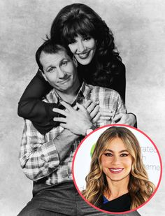 LOL!: Sofia Vergara Dresses Up as Her TV Husband Ed O'Neill's 'Married... with Children' Wife, Peggy Bundy — See the Pic!