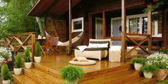 terrace..