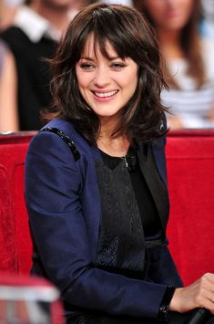 hair - yeah - it's obvi. i'm gravitating towards marion in all ways!