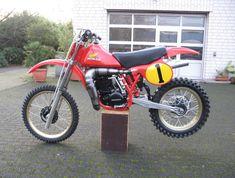 1980 Honda RC500