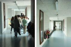 Basisschool de Vierklaver combineert sobere ontwerpkeuzes met sterke ruimtebeleving *Foto's: Cuypers  Q Architecten