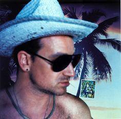 Anton Corbijn - Bono - Exotic, Miami