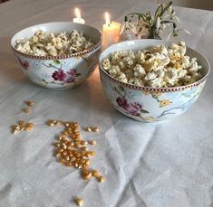 Popcorn på den lette måde Popcorn, Den, Snacks, Breakfast, Food, Morning Coffee, Appetizers, Essen, Meals