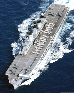 HMS Illustrious R 06 Invincible class aircraft carrier Royal Navy