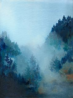 "One of my favorites from Fossi's new show! ""Mist"""