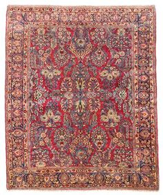 Saruk,    West Persia (Iran), c. 370 x 275 cm, about 1930I Dorotheum Sale Sept 2015