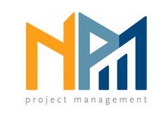 Onlangs een huisstijl opgeleverd voor NPM Projectmanagement in Sneek Dit is het logo geworden. Energie, zakelijkheid, betrouwbaar en een speels element moesten er in worden verwerkt. De klant en ik zijn erg blij met het resultaat.