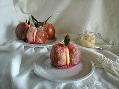 Pesche dolci di Prato con pasta madre