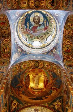 Church of the Resurrection (Savior on Spilled Blood) in St Petersburg, Russia Cathedral Architecture, Russian Icons, Orthodox Christianity, Petersburg Russia, Religious Icons, Holy Spirit, Faith, Place Of Worship, Destiny