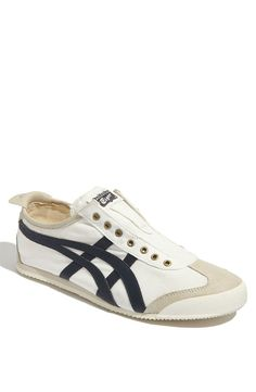792c5ccd3ff9b Onitsuka Tiger Mexico 66  Slip-on - Birch Navy Zapatillas Hombre