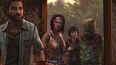 The Walking Dead: Michonne Прохождение на русском Эпизод 3 То, что мы за...
