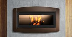 First wood fireplace from Town & Country. New for 2013!