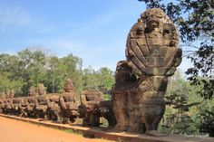 Ankor Wat. Siam Riep. Cambodia. Please join my photo-page: www.facebook.com/... And please visit my page: tonelepsoe.smugmu... Before I Die, Amazing Pics, Love Photography, Cambodia, Places To See, Norway, Mount Rushmore, Cool Pictures, My Photos