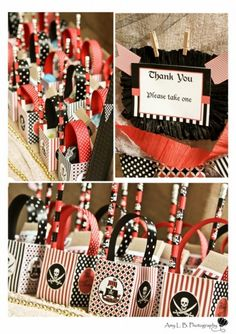 A Pirate Birthday Bash Pirate Birthday, 1st Boy Birthday, 4th Birthday Parties, Birthday Party Decorations, Birthday Ideas, Pirate Theme, Pirate Party Supplies, Pirate Party Favors, Pirate Party Invitations