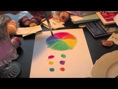 TUTORIAL: The Best Color Mixing Trick I Learned in Art School