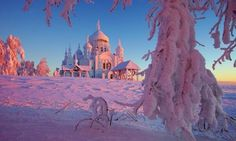 WINTER DREAM at -55 C to the Urals by #Transsibirische #Eisenbahn #Reise. http://transsibirischeeisenbahn.me/reise-transsibirische-eisenbahn/ …