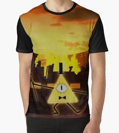 Bill Cipher welcome to Gravity Falls...