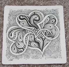 I am the diva - Certified Zentangle Teacher (CZT®): maria vennekens