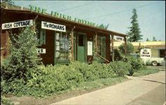 The Irish Cottage on El Camino Real in Palo Alto, CA